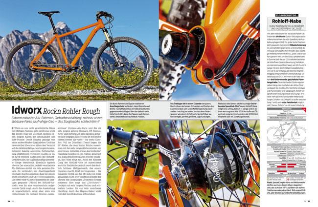 Test idworx Rockn Rohler 'rough spec'