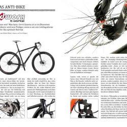 """Portrait Gerrit Gaastra: <br />""""Kann man von Fahrrädern besessen sein? """""""