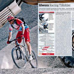 Test idworx Racing TiRohler - Testurteil: Sehr gut