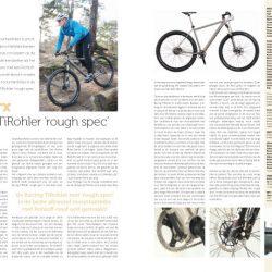 Test idworx Racing TiRohler rough spec: … de beste allround mountainbike met Rohloff-naaf ooit gemaakt!