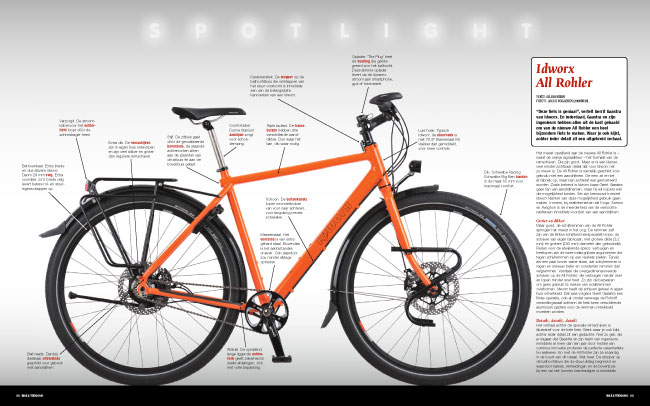 Bike & Trekking Spotlight: Idworx All Rohler