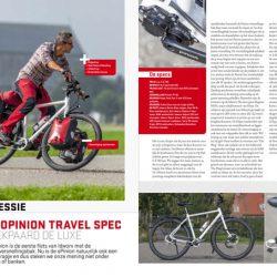 "Test idworx oPinion 'travel spec': <br />""Trekpaard de luxe: Rijimpressie trekkingfiets"""