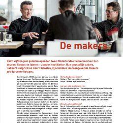 """Interview met Gerrit Gaastra: <br />""""De makers"""""""