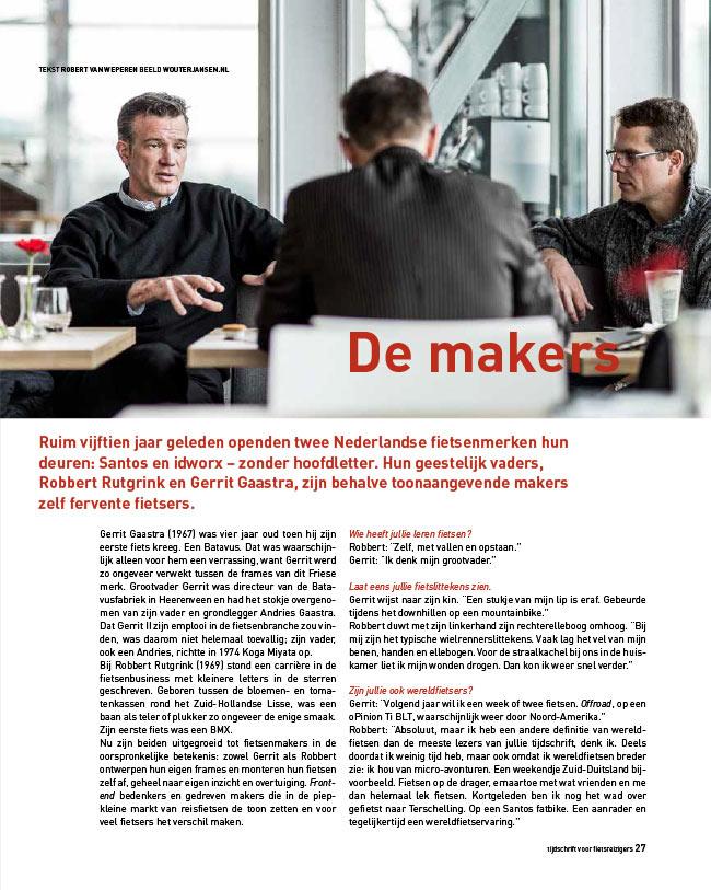Interview met Gerrit: De makers