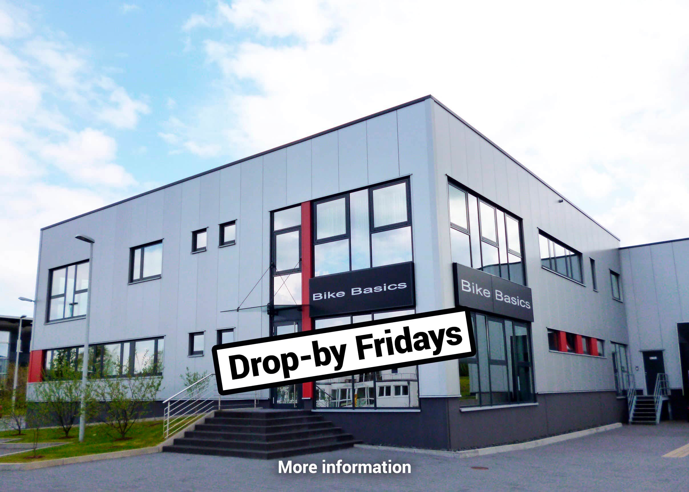 Drop-by Fridays