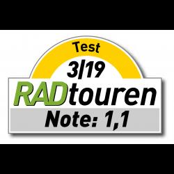 """Comparison test travel bikes """"Charakterstarke Globetrotter""""<br />idworx Rohler BLT multi (Note 1,1)"""