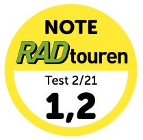 Topscores voor de oPinion Trekking in de RADtouren Magazin 2/21